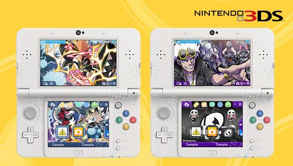 Lass Team Skull und Schillernde Pokémon auf deinem Nintendo 3DS erscheinen