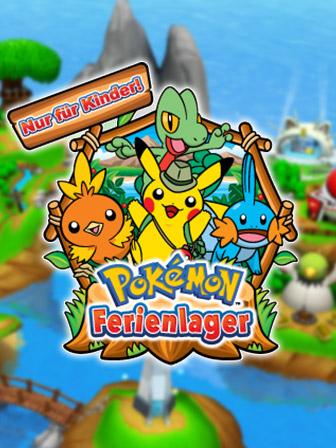 Willkommen im Pokémon Ferienlager!