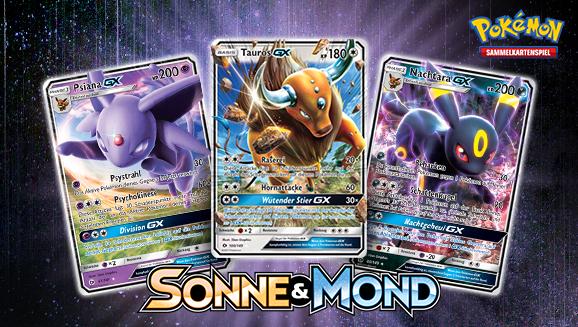 Außergewöhnliche Pokémon-<em>GX</em> für deine Sammlung