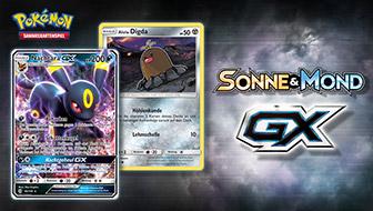 Große Änderungen beim Pokémon-Sammelkartenspiel: Sonne & Mond!