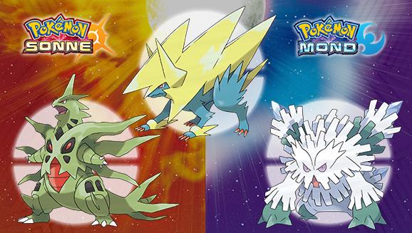 Erhalte vier Mega-Steine für megabedrohliche Pokémon