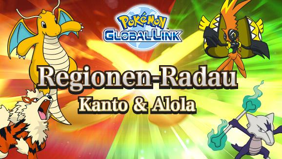 Mach beim Regionen-Radau Kanto & Alola mit!