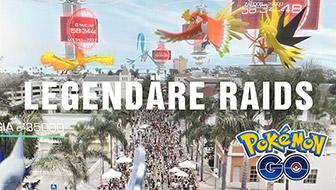Legendäre Pokémon – schon bald in Pokémon GO
