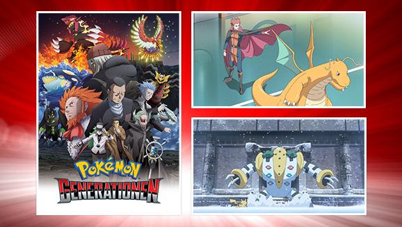 Nicht verpassen – <em>Pokémon Generationen</em> auf Pokémon-TV!