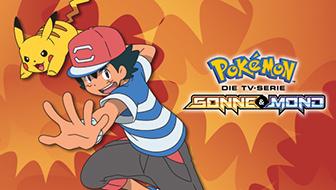 Sieh dir Pokémon – Die TV-Serie: Sonne & Mond auf Nickelodeon an!
