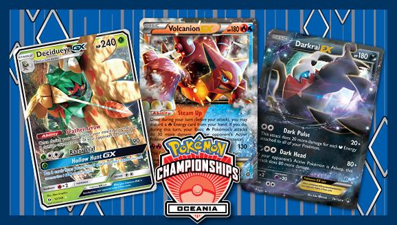 A Look Back at the Pokémon TCG Oceania International Championships