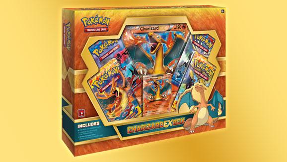 Pokémon TCG: Charizard-<em>EX</em> Box