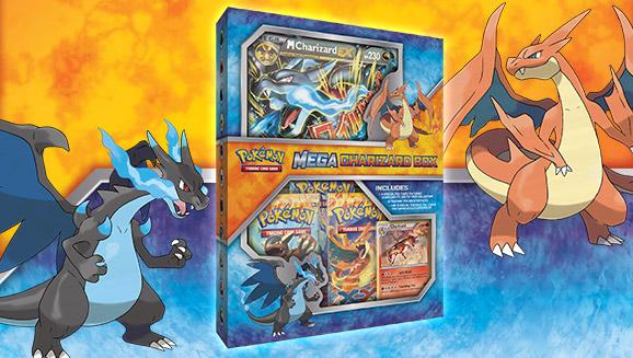 Pokémon TCG: Mega Charizard Box