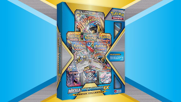 Pokémon TCG: Mega Metagross-<em>EX</em> Premium Collection