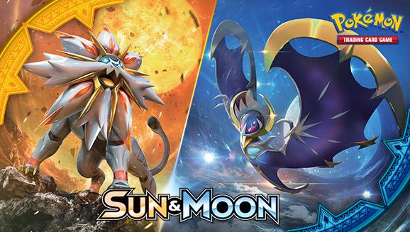 Shine Bright with the Pokémon TCG: <em>Sun & Moon</em> Expansion Today