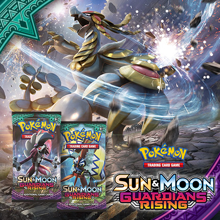 Island Guardians Are Ready to Battle in the Pokémon TCG