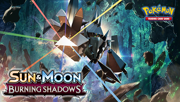 Fiery Battles and Deep Shadows Come to the Pokémon TCG