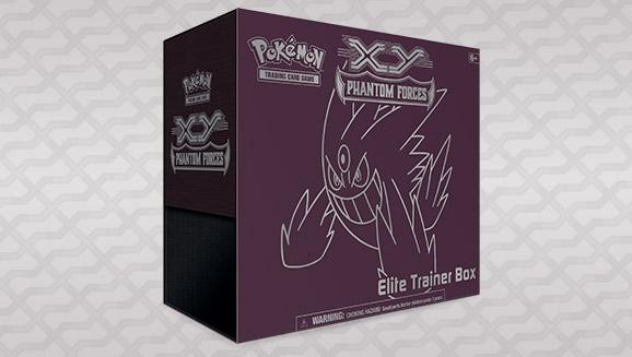 Pokémon TCG: <em>XY—Phantom Forces Elite</em> Trainer Box