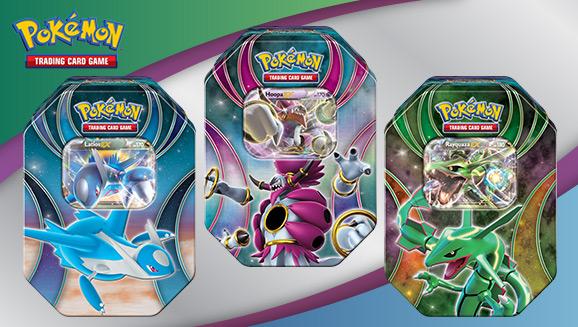 Pokémon TCG: Powers Beyond Tin