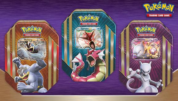 Pokémon TCG: Triple Power Tin