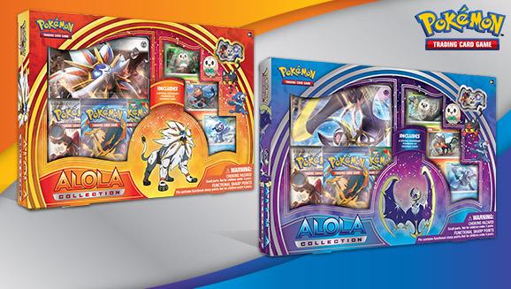 Pokémon TCG: Alola Collection