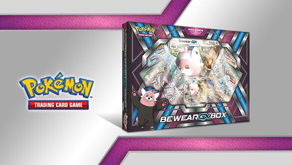 Pokémon TCG: Bewear-<em>GX</em> Box