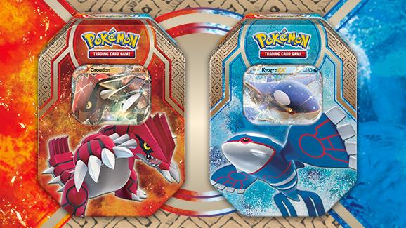 Pokémon TCG: Legends of Hoenn Tin
