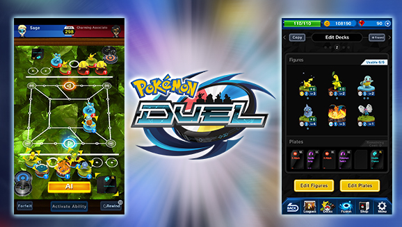 Prime Yourself for Pokémon Duels