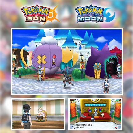 Discover the Fun of Festival Plaza