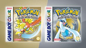 Pokémon Gold and Pokémon Silver Are Back on Virtual Console