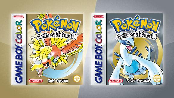 <em>Pokémon Gold</em> and <em>Pokémon Silver</em> Are Back on Virtual Console