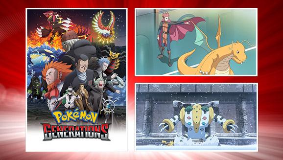 Don't Miss <em>Pokémon Generations</em> on Pokémon TV!