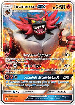 Incineroar-GX