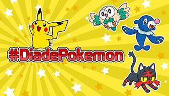 Celebra el Día de Pokémon el 27 de febrero