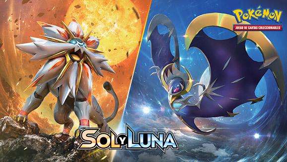 ¡Haz que todo brille hoy con la expansión <em>Sol y Luna</em> de JCC Pokémon!