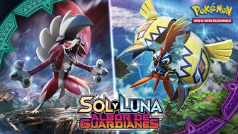 ¡Los guardianes de las islas están listos para el combate en JCC Pokémon!