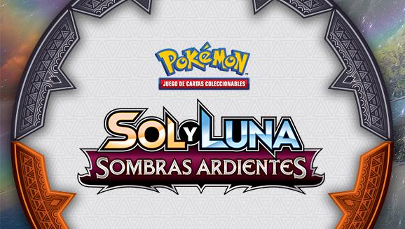 Detalles sobre los torneos de prelanzamiento de <em>Sol y Luna-Sombras Ardientes</em> de JCC Pokémon