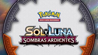 Detalles sobre los torneos de prelanzamiento de Sol y Luna-Sombras Ardientes de JCC Pokémon
