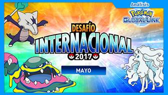 ¡Regístrate ahora para el Desafío Internacional de mayo de 2017!