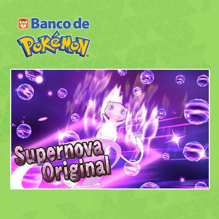 Un objeto especial para los usuarios del Banco de Pokémon