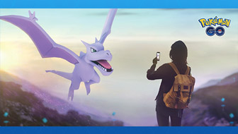 Dedica tiempo a una aventura en Pokémon GO