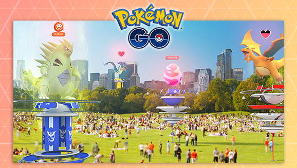 Importante actualización de <em>Pokémon GO</em> próximamente