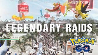 Los Pokémon legendarios van a aparecer pronto en Pokémon GO