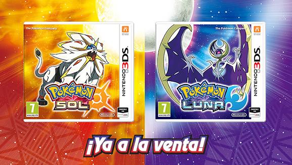 Visita Alola hoy mismo en <em>Pokémon Sol</em> y <em>PokémonLuna</em>