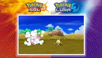 Pokémon muy especiales acuden al auxilio de sus camaradas