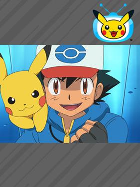 ¡Ve TV Pokémon!