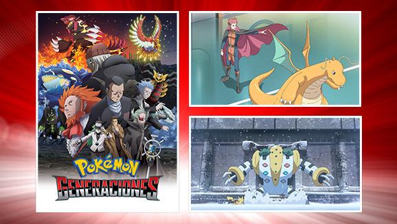 ¡No te pierdas <em>Generaciones Pokémon</em> en TV Pokémon!