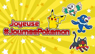Célébrez la Journée Pokémon