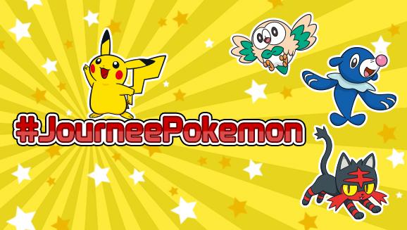 Le 27 février, célébrez la Journée Pokémon