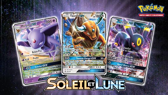 D'exceptionnels Pokémon-<em>GX</em> pour votre collection
