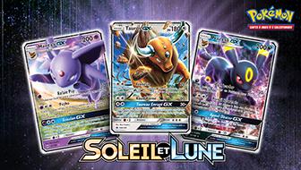 D'exceptionnels Pokémon-GX pour votre collection