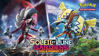 Partez au combat avec Soleil et Lune – Gardiens Ascendants