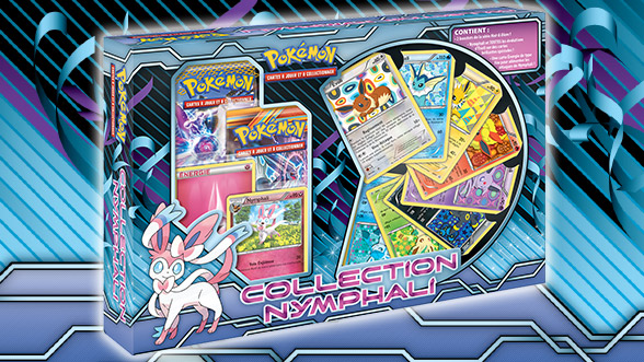 JCC Pokémon : Collection Nymphali