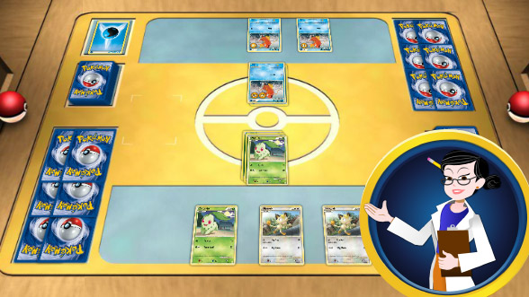 Apprenez à jouer au JCC Pokémon !
