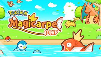 Bondissez de joie avec Pokémon : Magicarpe Jump !